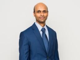 A photo of Sriram Seshadri, Chief Technical Officer at Macrovue