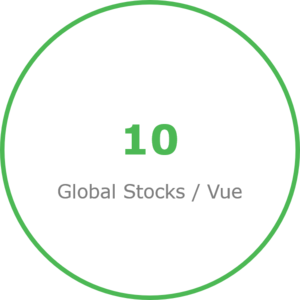 10 Stocks per Vue